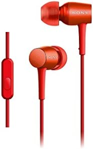 SONY h ear in canal type earphone High Resolution Audio sound with remote control Microphone product image