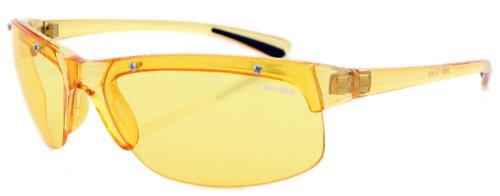 Strike Sonnenbrille / Sportbrille / Radbrille 073CE gelb