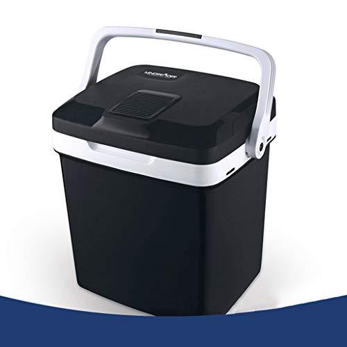 Faprol Campingkoelkast, mini-koelkast, koeltemperatuur minstens 4 °C, volume 26 l, zwart.