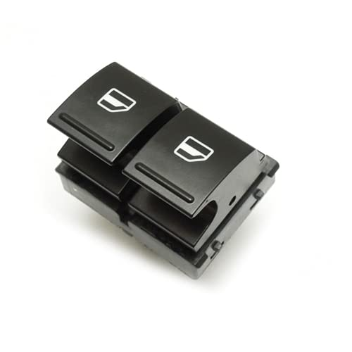 YSAZA 2K0959857A 1K3959857A NuevoInterruptor de Ventana eléctrica Interruptor de Ventana eléctrico, para Asiento de Golf VW TouranSEATT