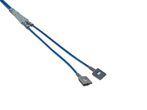 Siemens/Drager Sensor oorbellen, 1,6 m, type Y, volwassenen