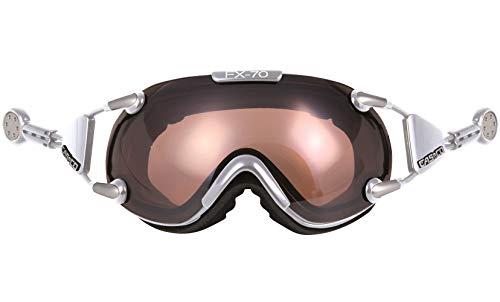 Casco Fx70 skibril, chroom