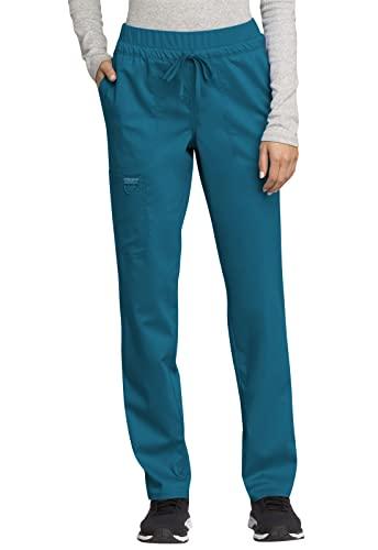CHEROKEE Odzież robocza WW Revolution Mid Rise zwężane nogawki spodnie ze sznurkiem WW105