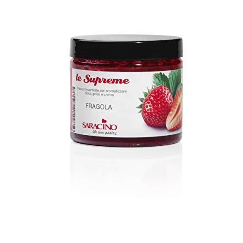Saracino Fruchtpaste - 200 g (Erdbeere)