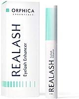 ORPHICA REALASH Acondicionador de pestañas, Serum para crecimiento de pestañas más fuertes, voluminosas, Serum para...