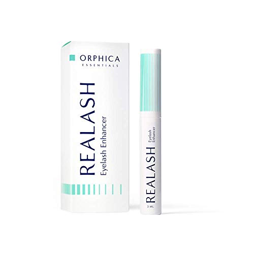 Realash ORPHICA Wimpern-Conditioner 4 ml, Conditioner, Serum für Wimpernstärkung, Wimpernverdichtung und Wimpernverlängerung, Wimpernpflege-Produkt, Präparat zum Stimulieren des Wimpernwachstums