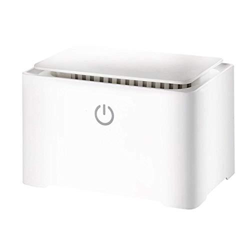 LINANNAN Máquina de joyería de Limpiador ultrasónico 280ml 50kHz Ultra Sonic Bath, 360 ° Limpieza Integral, Forro