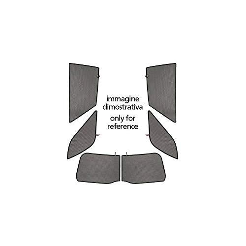 test Lamper Sonnenschutz-Kit für Autofenster, ideal für Ford Ford Focus sw (18.06.) Deutschland