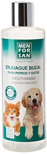 MENFORSAN Enjuague Bucal Antisarro para Perros Y Gatos - 310 ml