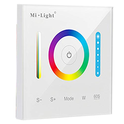 Shiwaki P3 Full Touch Panel Controller Für Die Wandmontage RGB RGBW RGB LED Streifenbeleuchtung