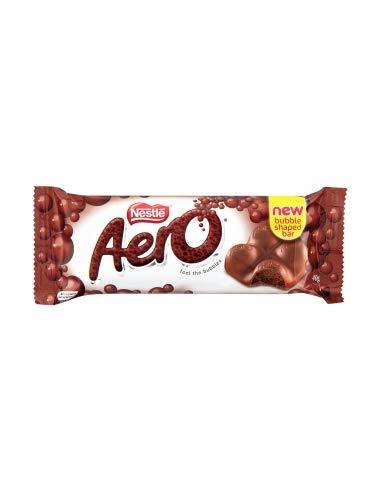 Nestle Aero Leche 40g x 24