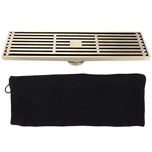 Desagüe de piso, desagüe de ducha 11.8X3.1In para cocina para balcón para baño para hotel
