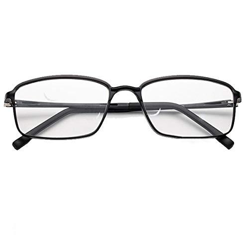 NONGLAN Gafas De Lectura con Bloqueo De Luz Azul, Gafas De Ordenador Antideslumbrantes, Lectores De Moda para Mujeres Y Hombres con Bisagra De Resorte Ligera (Size : 3.0 x)