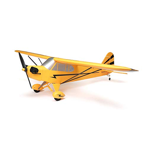 E-flite Clipped Wing Cub 1.2m RC Park Flyer Airplane BNF Basic