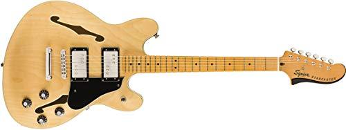 Fender Squier Classic Vibe Starcaster MN Natural. Guitarra Eléctrica