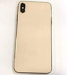 New Metallic Frame Glossy Replica Dummy Phone Display Fake Phone 1:1 Scale Non-Working Phone for New Phone XS 5.8