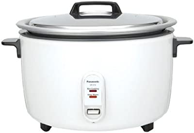 Panasonic SR972 Electric Rice Cooker - 20.2 Litre, 19 cups uncooked, 85 cups cooked