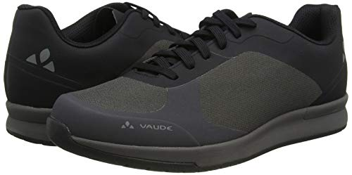 VAUDE Unisex-Erwachsene TVL Asfalt Tech DUALFLEX Sneaker, Black, 36 EU - 2