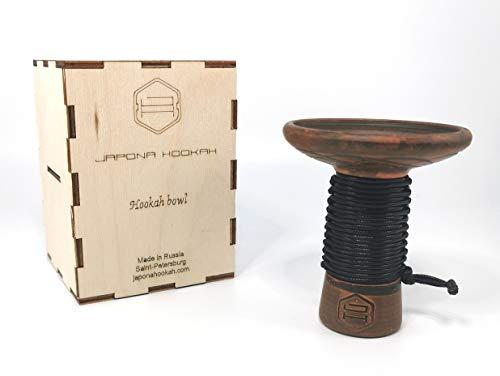 Japona Shisha Mummy Bowl Kopf Funnel Tabakkopf Tonkopf Wasserpfeife Phunnel