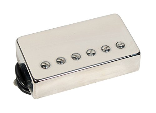 DiMarzio DP223 PAF Bridge Humbucker 36th Anniversary Electric Guitar Pickup Nickel Cover Regular Spacing