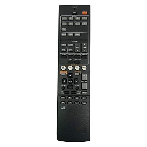 BOTTMA Fernbedienung RAV521 für Yamaha AV-Receiver RX-V283 RX-V373 RX-V375 RX-V377 RX-V377BL RX-V381 RX-V383 RX-V385 RX-V471 RX-V475 RX-V477 RX-V47 83 RX. V485