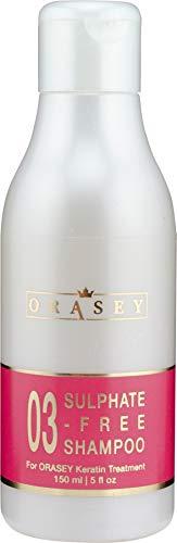 Orasey Sulfatfreies Feuchtigkeitsspendendes Shampoo 150 ml