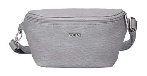 zwei Mademoiselle MH4 Hip Bag Gürteltasche 25 cm Canvas-Grey