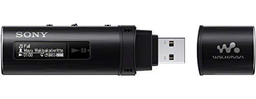 MP3 Player Sony Walkman NWZ-B183F Preto 4GB