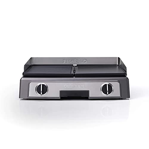 Cuisinart PL50E Plancha BBQ Elite, Large surface de...