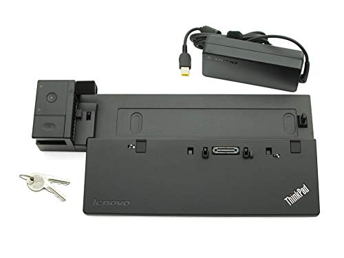 Lenovo Docking Station inkl. Netzteil (90W) Ultra Dock Original ThinkPad X240 (20AL) Serie (Generalüberholt)