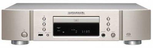 Marantz SA8005, CD-Player (AAC, MP3, WMA, 2bis20000Hz, für Audio-CDs, Gold, Silver)
