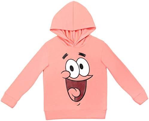 Nickelodeon Spongebob SqaurePants Boys Fleece Pullover Hoodie and Pants Set