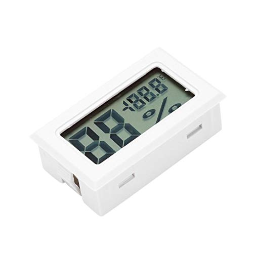 Swiftswan Mini Digital LCD Termometro Igrometro Umidità Temperatura Meter Indoor Digital Display LCD Sensor