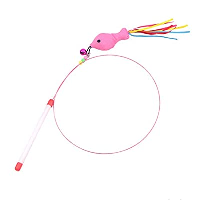New Pet Cat Feather Toy