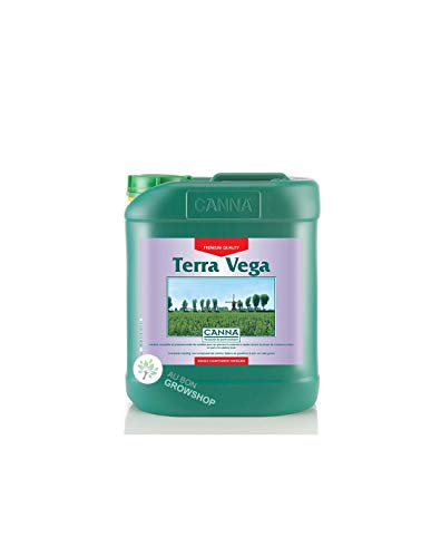Grow Fertilizer Canna Terra Vega (5L)
