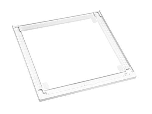 Miele WTV501 accesorio para secadora/kit de conector de lavado para una instalación segura y fácil Una columna seca para lavadora/lotosweiß