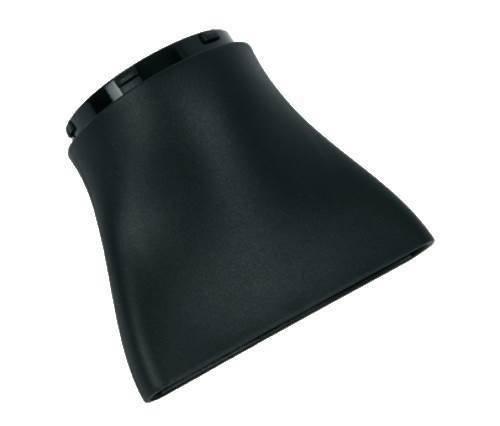 Stylingdüse 'breit' 8mm CS-00135657 kompatibel / Ersatzteil für Rowenta Infini Pro CV8730 Haartrockner