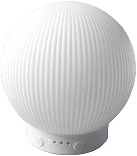 miwaimao Humidificador para el hogar 100 ml humidificador ultrasónico difusor de aroma con niebla fría y 7 colores cambiantes de luz LED aroma, purificador de aire automático sin agua