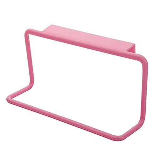 generio Handtuchhalter für Bad Küche Hochwertiger Handtuchhalter Hängehalter Organizer Bad Schrank Schrank Kleiderbügel