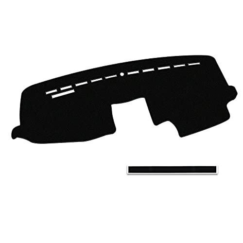 NDRUSH Dashboard Cover Dash Cover Mat Custom Compatible with Ford F150 2015 2016...