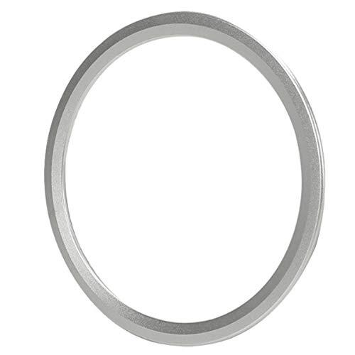 Noblik für J-Aguar XFL Xe F-PACe F-TYP X761 E-PACe Auto ABS Lenkrad Dekoration Ring Verkleidung 3D Aufkleber Zubeh?R