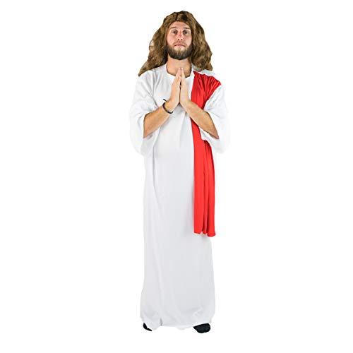 Jezus Christus de Verlosser Mens Kostuum (groot)