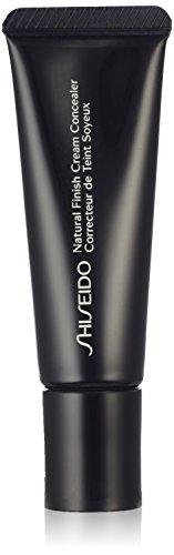 Shiseido Natural Finish Cream Concealer 4 Dark 10ml
