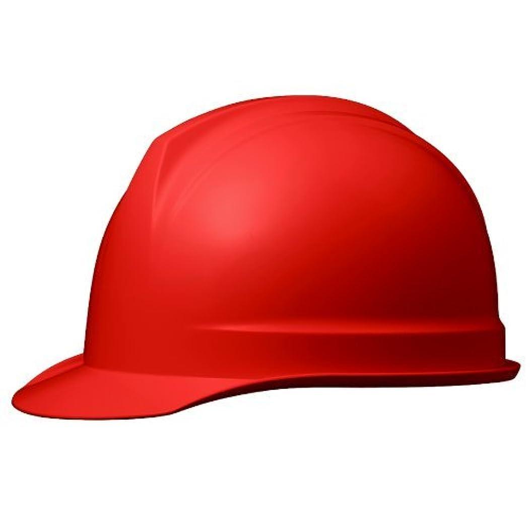 付き添い人非効率的な輪郭ミドリ安全 ヘルメット バイザー型 一般作業用 電気作業用 SC1BN RA KP付 レッド