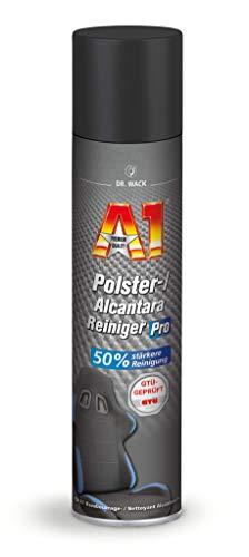 Dr. Wack 2791 A1 Polster Alcantara-Reiniger Pro, 400 ml