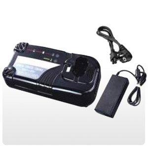 Heib lader voor accu Hitachi boormachine DS18DVB, 100-240V
