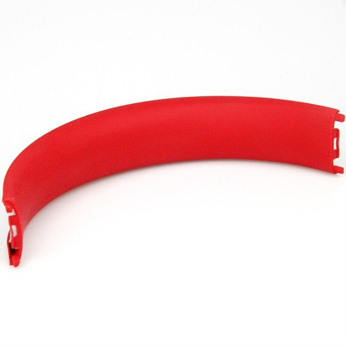 Red Replacement Top Headband Cushion Pad Repair Parts for Beats by Dr.Dre Studio 2.0 Wired Wireless Headphones