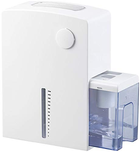 Sichler Haushaltsgeräte Deshumidificador: Deshumidificador eléctrico con tecnología Peltier, 300 ml/Tag, bis 25m² (Deshumidificador Deshumidificador)