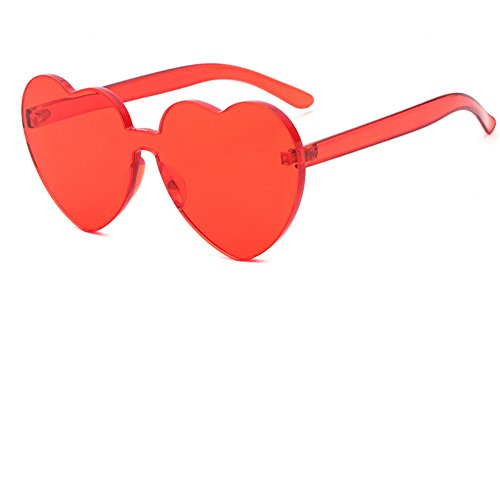 Wonderfulhony Gafas de sol retro múltiples gafas de sol coloridas