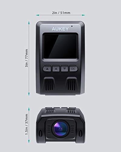 AUKEY Dashcam 1080P Kompakte Autokamera - 5